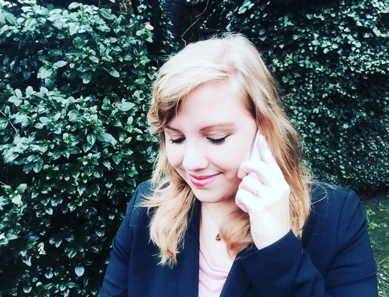 Businesstwins geven tip aan ondernemers, leg je telefoon aan de kant